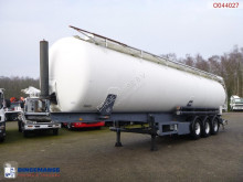 Tanker semi-trailer Powder tank alu 63 m3 (tipping)