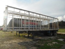Titan semi-trailer used poultry