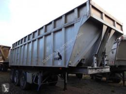 Stas billenőkocsi építőipari használatra félpótkocsi Non spécifié
