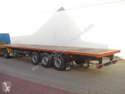 نصف مقطورة منصة Schmitz Cargobull SPR 24