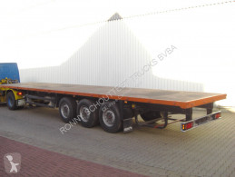 Semi reboque estrado / caixa aberta Schmitz Cargobull SPR 24