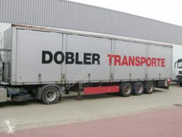 Полуремарке фургон WLS 35/24 WALKLINER WLS 35/24, Walkingfloor mit Klappen linke Seite ca. 87m³
