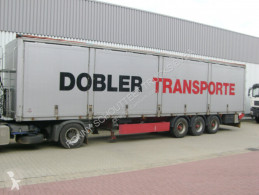 Box semi-trailer WLS 35/24 WALKLINER WLS 35/24, Walkingfloor mit Klappen linke Seite ca. 87m³
