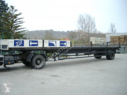 Kempf - SP 19/1 semi-trailer used flatbed