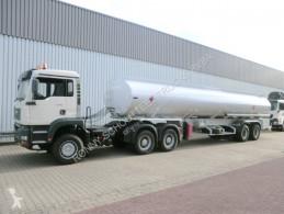 Semi remorque - - Tankauflieger für Diesel/Öl, 35.000 - 50.000 ltr citerne neuve