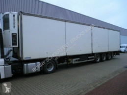 Trailer - TC34CGN FRUEHAUF, FRANCE TC34CGN mit Aggregat Thermoking TK-1 30 tweedehands koelwagen