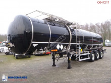 Návěs cisterna LAG Bitumen tank inox 33.4 m3 / 1 comp