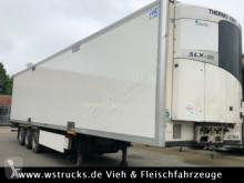 semi remorque Krone Rohrbahn,Fleisch , TK SLX 300 Strom/Diesel