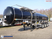 Naczepa LAG Bitumen tank inox 33.4 m3 / 1 comp cysterna używana
