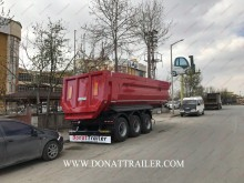 Donat half-pipe semi-trailer n/a