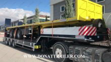 Donat semi-trailer new heavy equipment transport