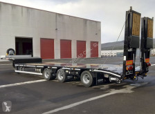 De Angelis 3S480 G-Light semi-trailer new flatbed
