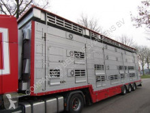 Pezzaioli cattle semi-trailer SBA 31