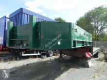 Goldhofer 3-achs Tiefbett-Auflieger STZL 3-36/80 Tieflader semi-trailer