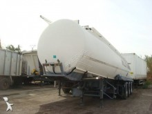 Semi reboque Trailor CITERNE CARBURANTS S/AIR 9 CPTS 38000 L cisterna hidraucarburo usado