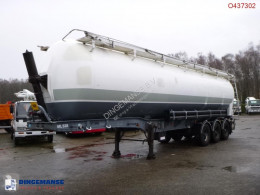 نصف مقطورة صهريج Benalu Powder tank alu 58 m3 (tipping)