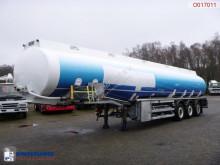 semirremolque LAG Fuel tank alu 42.8 m3 / 6 comp + pump