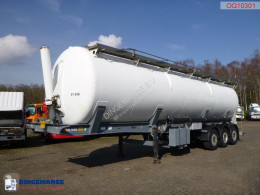 Gofa tanker semi-trailer Powder tank alu 58 m3 (tipping)