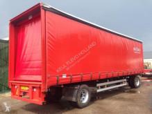 Jumbo Veilingwagen trailer used tautliner