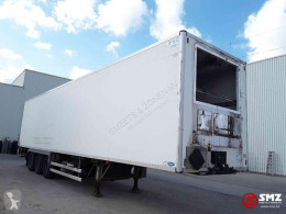 Lecitrailer Oplegger thermoking Sl 200e semi-trailer used mono temperature refrigerated