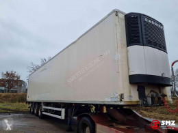 Samro Oplegger carrier semi-trailer used mono temperature refrigerated