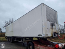 Chereau mono temperature refrigerated semi-trailer Oplegger carrier maxima