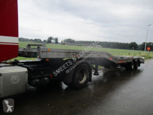 Cazenave heavy equipment transport semi-trailer