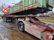 Meert Oplegger semi-trailer used container