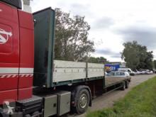 naczepa do transportu sprzętów ciężkich Fruehauf