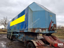 Langendorf Oplegger semi-trailer used tanker