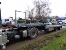 Pacton heavy equipment transport semi-trailer Oplegger