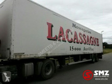 Trouillet Oplegger semi-trailer used