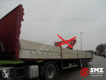 Titan Oplegger semi-trailer used flatbed