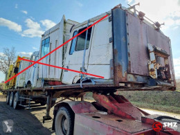 Krone Oplegger semi-trailer used flatbed