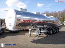 BSLT chemical tanker semi-trailer Chemical tank inox 30 m3 / 1 comp