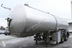 Magyar - ETA - 25.000 L - Iso -Reini. 2 Kammern semi-trailer used food tanker