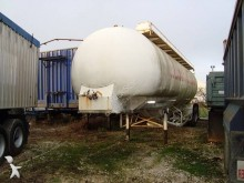 Metalovouga CP21345 semi-trailer used tanker