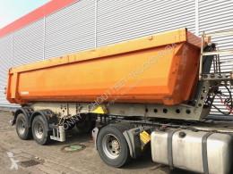 Sættevogn Schmitz Cargobull SKI 18 SL06-7.2 18 SL06-7.2 Stahlmulde ca. 25m³ ske brugt