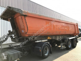 نصف مقطورة Semi Schmitz Cargobull SKI 18 SL06-7.2 18 SL06-7.2 Alumulde mit Stahlboden ca. 25m³