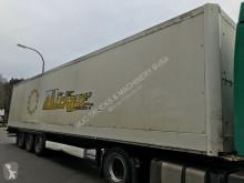 Yarı römork Krone FOURGON/KIST SAF 2 STUKS