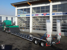Heavy equipment transport semi-trailer EBERT TLS 39 ST // 29,5to Nutzlast