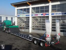Semiremorca transport utilaje EBERT TLS 39 ST // 29,5to Nutzlast