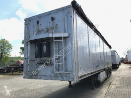 Reisch RSBS-35/24 PV RSBS-35/24 PV Walkingfloor ca. 86m³, Alu used other semi-trailers