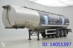 Magyar Tank 28000 liter semi-trailer