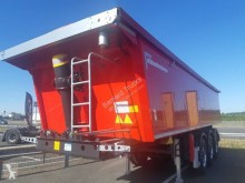 Kässbohrer BENNE ALU châssis acier 24 m3 DISPO IMMEDIATEMENT semi-trailer new construction dump