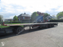 Schwarzmüller SPA 3/E-MEGA/B/3.8 semi-trailer used flatbed