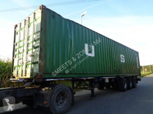 Contar Oplegger semi-trailer used container