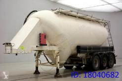 Semirremolque cisterna Feldbinder Cement bulk