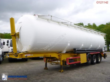 Atcomex tanker semi-trailer Powder tank alu 60 m3 (tipping)