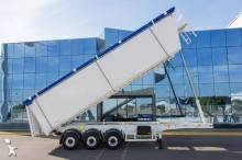 Tisvol cereal tipper semi-trailer 52.5 m3 et 55 m3 - DIPONIBLES